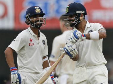 इंदौर टेस्ट : कोहली का दोहरा शतक, भारत 450 के पार