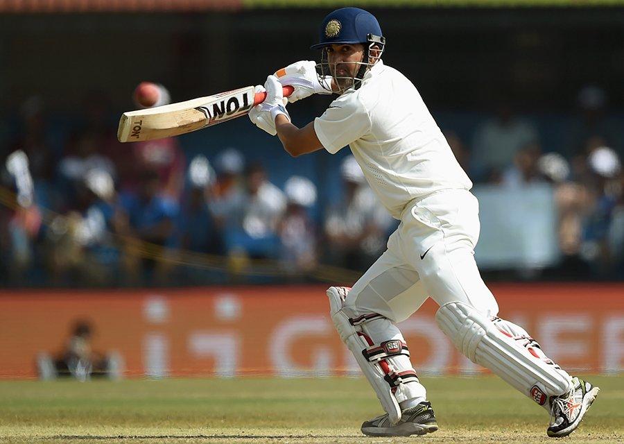 ट्विटर प्रतिक्रिया : इंदौर टेस्ट में गौतम गंभीर ने लगाया अर्धशतक 5