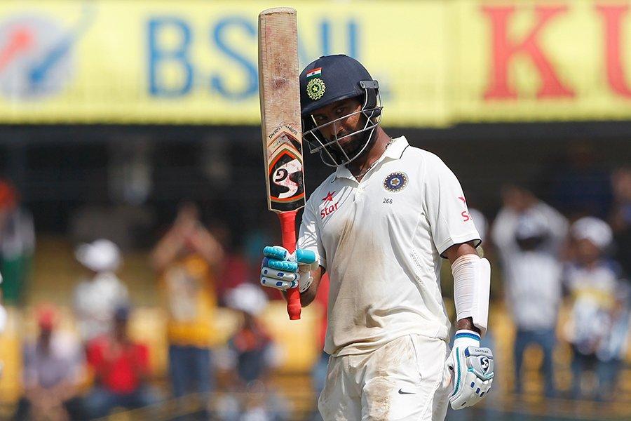 इंदौर टेस्ट : भारत ने न्यूजीलैंड को दिया 475 रनों का लक्ष्य 6