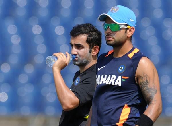 गौतम गंभीर कों विराट ने अभी दिया ही था तीसरे टेस्ट में जगह, कि आया आईपीएल विवाद सामने और अब.... 12