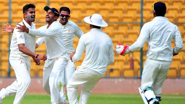 रणजी ट्रॉफी : मुंबई ने तमिलनाडु को 2 विकेट से हराया