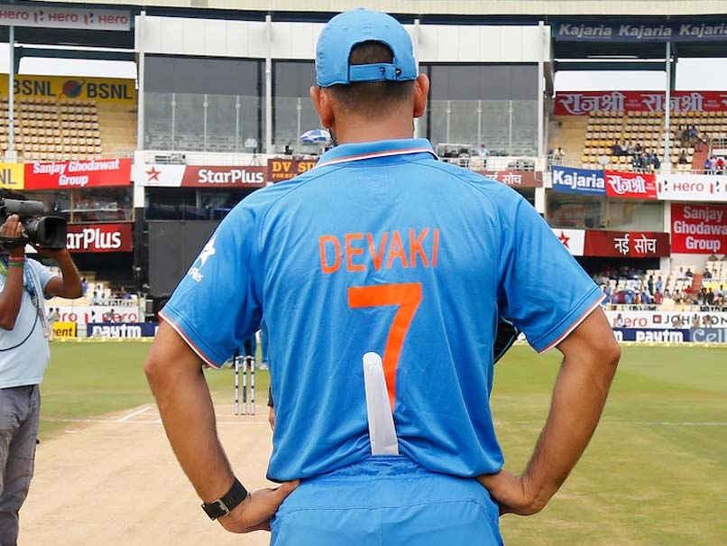 भारतीय टीम ने विशाखापत्तनम वनडे में की नई पहल 3