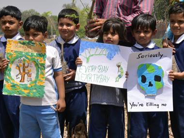 कोलकाता टेस्ट के पहले दिन ईडन पहुंचे 4,000 गरीब बच्चे