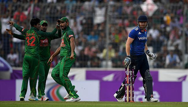 मीरपुर एकदिवसीय : बॉल के पंचे ने जाया किया कयास का शतक, बांग्लादेश को मिली हार