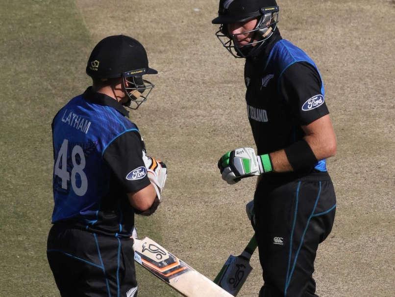 दूसरे वन डे से पहले न्यूज़ीलैण्ड को लगा बड़ा झटका, इन्फॉर्म बल्लेबाज़ हुआ चोटिल
