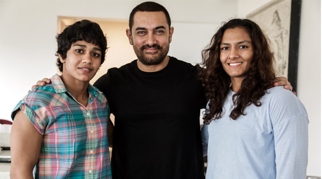 आमिर देंगे गीता फोगट को शादी का जोड़ा 50