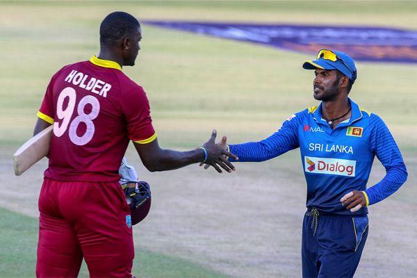 बुलावायो एकदिवसीय : वेस्टइंडीज पर श्रीलंका की रोमांचक जीत