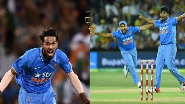सर रोहित शर्मा और मनीष पाण्डेय ने हार्दिक पांड्या के पहले 2 टेस्ट में जगह मिलने पर व्यक्त किया तीखी प्रतिक्रिया