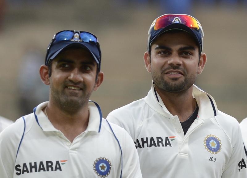 ब्रेकिंग न्यूज़: अगले टेस्ट में गौतम गंभीर और शिखर धवन करेंगे पारी की शुरुआत 14