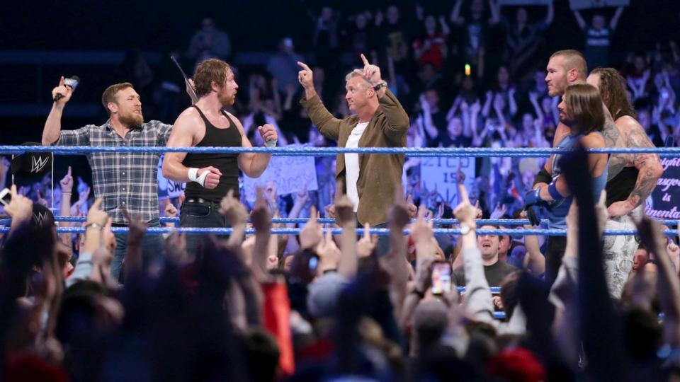 WWE SmackDown रिजल्ट : 8 नवम्बर 2016