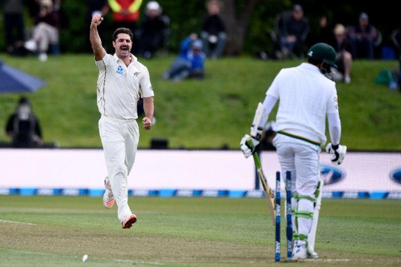 अपने पहले ही टेस्ट मैच में बनाया इस किवी खिलाड़ी ने बनाया विश्व रिकॉर्ड
