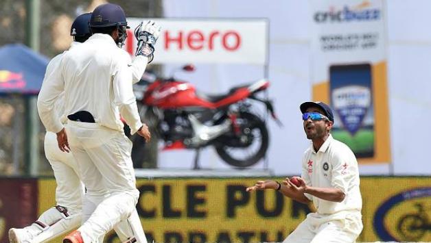 विडियो- रहाणे के इस असम्भव कैच ने जीताया भारत कों मोहाली टेस्ट 2