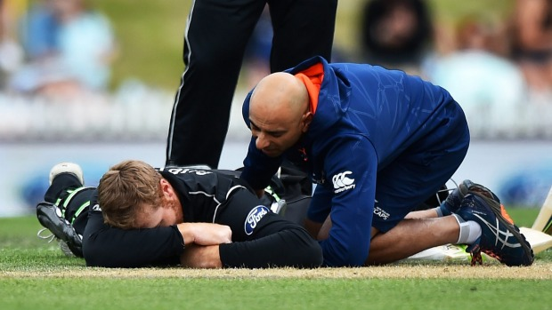 टी -20 सीरीज से पहले न्यूजीलैंड के लिए आई बुरी खबर दिग्गज खिलाड़ी हुआ बाहर