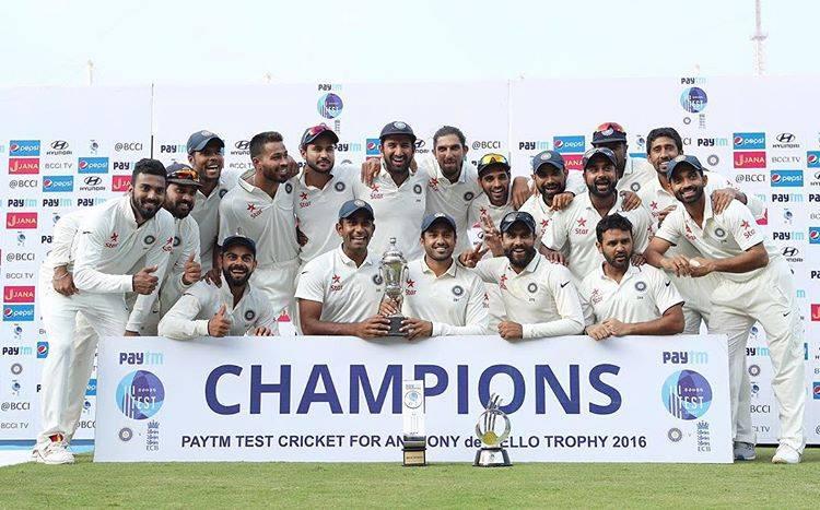 भारतीय टीम की ऐतिहासिक जीत पर पाकिस्तानी पत्रकार ने उड़ाया टीम इंडिया का मजाक 4