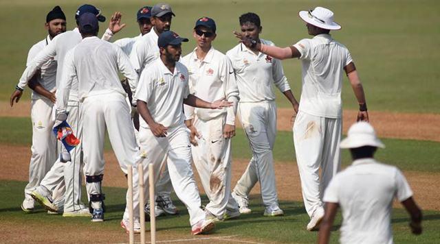 रणजी ट्रॉफी : मुंबई ने हैदराबाद पर ली 116 रनों की बढ़त 6
