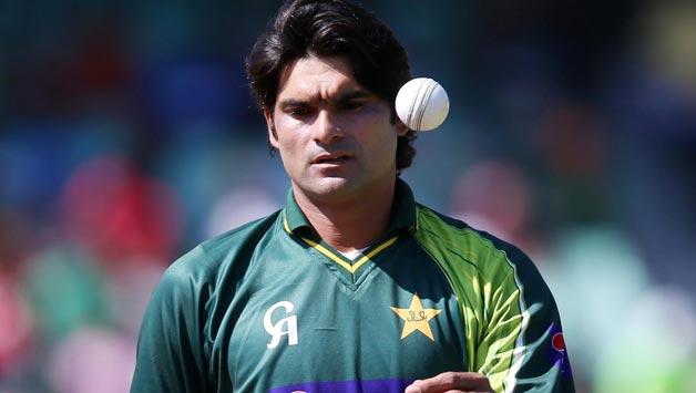 पाकिस्तान के तेज़ गेंदबाज़ मोहम्मद इरफ़ान ने दी ऑस्ट्रेलियाई कप्तान को चेतावनी 14