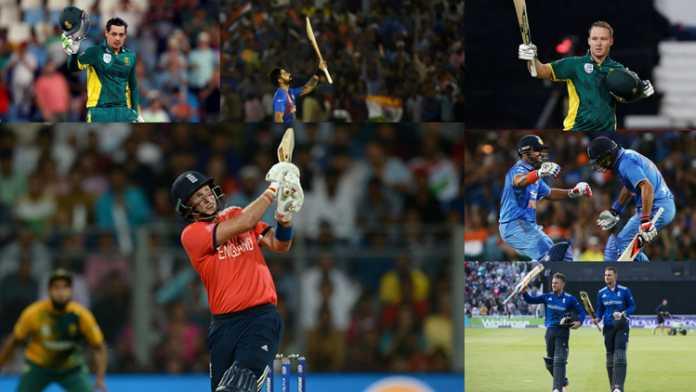 2016 में सबसे बड़े लक्ष्य का पीछा करते हुए जीतने वाली टीम में भी भारत का दबदबा 9