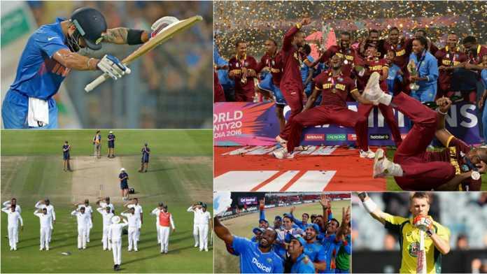 Sportzwiki's 2016 : इस साल के पांच ऐसे क्षण जिन्होंने जीते क्रिकेट प्रेमियों के दिल