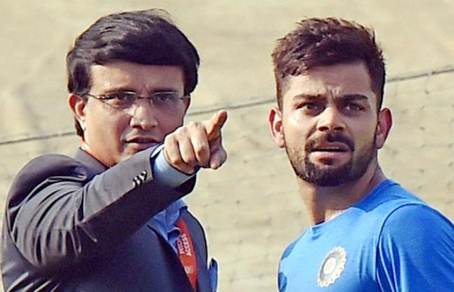 भारत के मैच के दौरान दर्शकों कों लुभाने के लिए सौरव गांगुली ने दे डाला बीसीसीआई कों सुझाव 13