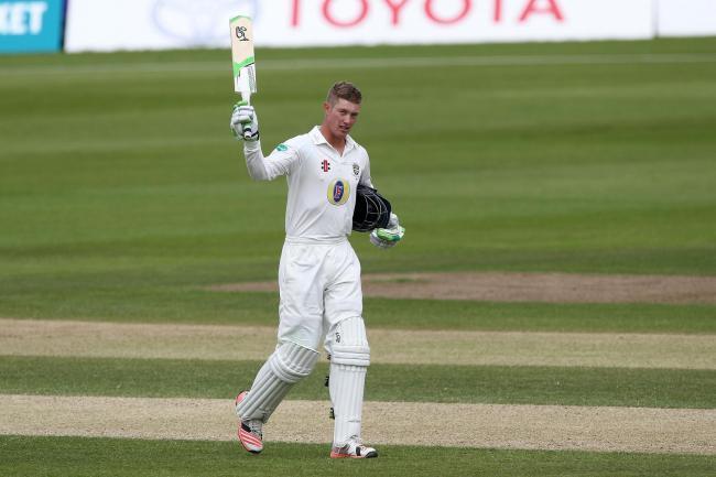 मुंबई टेस्ट : पदार्पण टेस्ट में जेनिंग्स का शतक, इंग्लैंड मजबूत