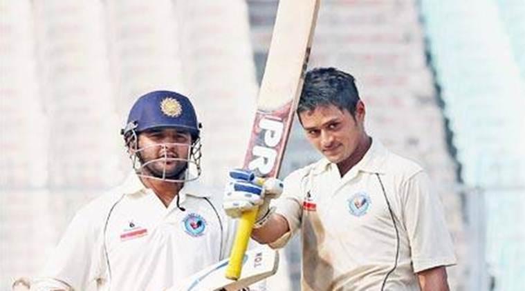 गुजरात का यह युवा बल्लेबाज़ तोड़ सकता है, लक्षमण का 17 सालों पुराना बड़ा रिकॉर्ड 9