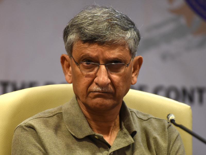 अजय शिर्के को बीसीसीआई की बैठकों में उपस्थित होने की अनुमति नहीं : लोढ़ा समिति