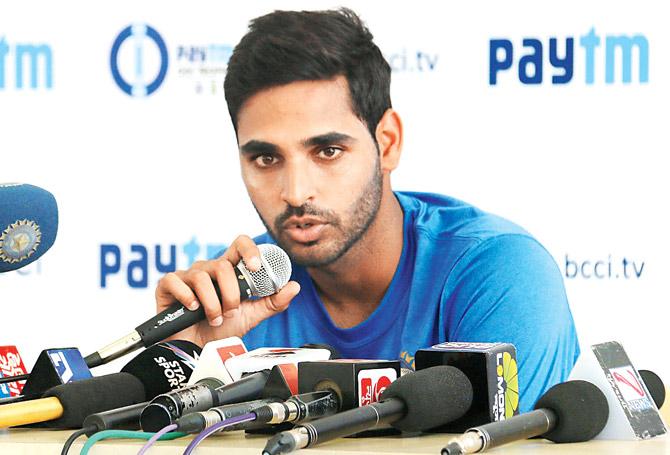 भुवनेश्वर कुमार ने अंतिम ओवर में शानादर प्रदर्शन का श्रेय आईपीएल को दिया