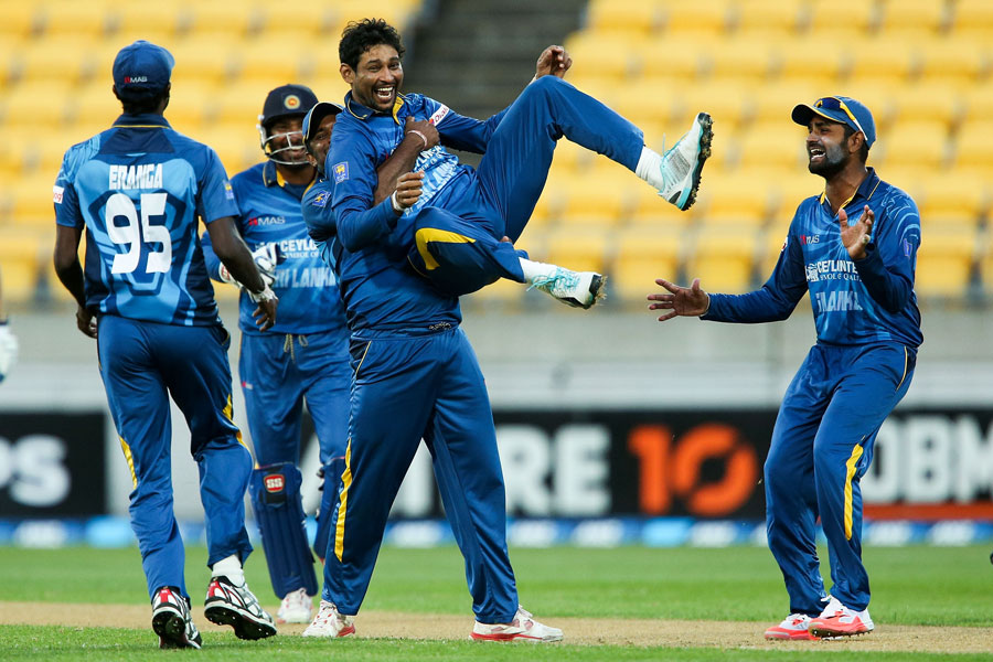 संगकारा के बाद एक और श्रीलंकाई दिग्गज होंगकांग टी-20 ब्लिट्ज में शामिल 11