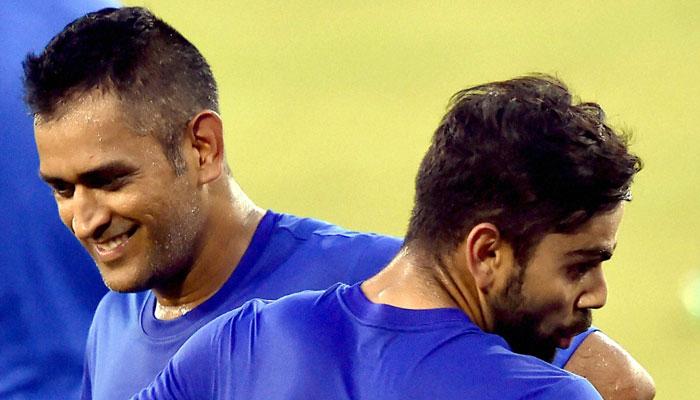 अपनी कप्तानी में महेंद्र सिंह धोनी को ऐसे टीम में खेलते देखना चाहते है विराट कोहली