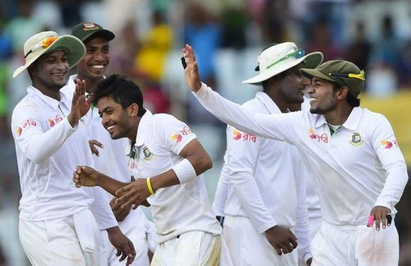 भारत के खिलाफ होने वाले एकमात्र टेस्ट मैच के लिए हुआ बांग्लादेश की टीम का ऐलान