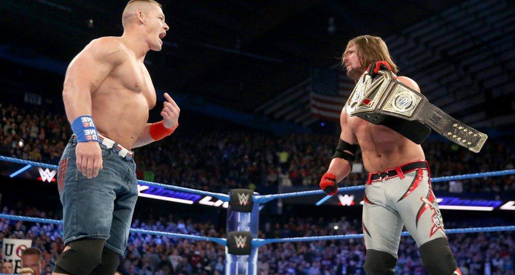 WWE रॉयल रंबल मैच के 30 संभावित रेसलर की सूचि 37