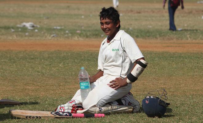 17 साल के इस युवा बल्लेबाज़ ने रचा इतिहास, सचिन तेंदुलकर के साथ इस अनूठी लिस्ट में हुआ शामिल 5