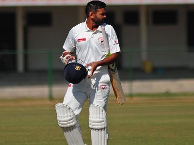 रणजी ट्रॉफी फाइनल : पहली बार चैम्पियन बना गुजरात 12