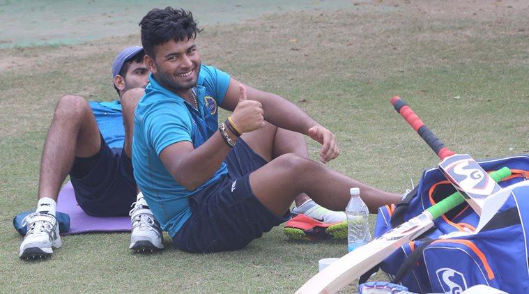 भारतीय टीम में जगह मिलते ही ऋषभ पन्त ने दिया धोनी को लेकर अपनी प्रतिक्रिया 7