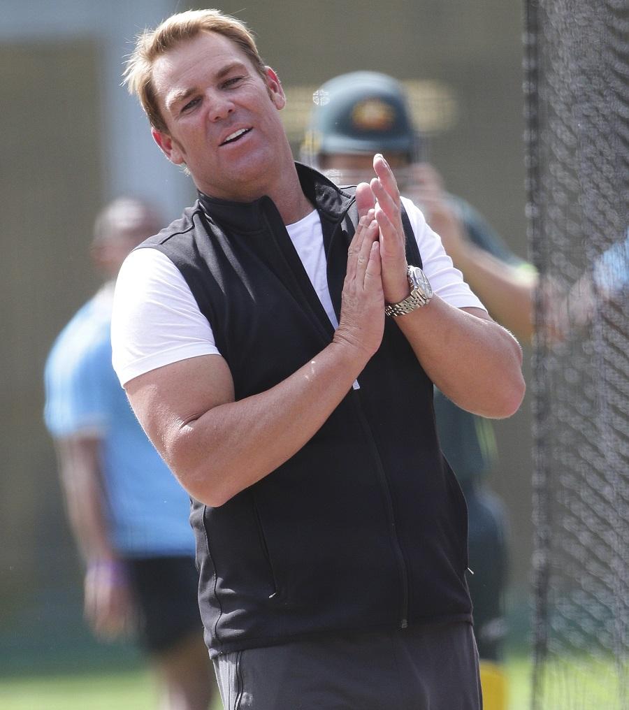 पहले टेस्ट के लिए शेन वार्न ने किया ऑस्ट्रेलियन टीम का ऐलान