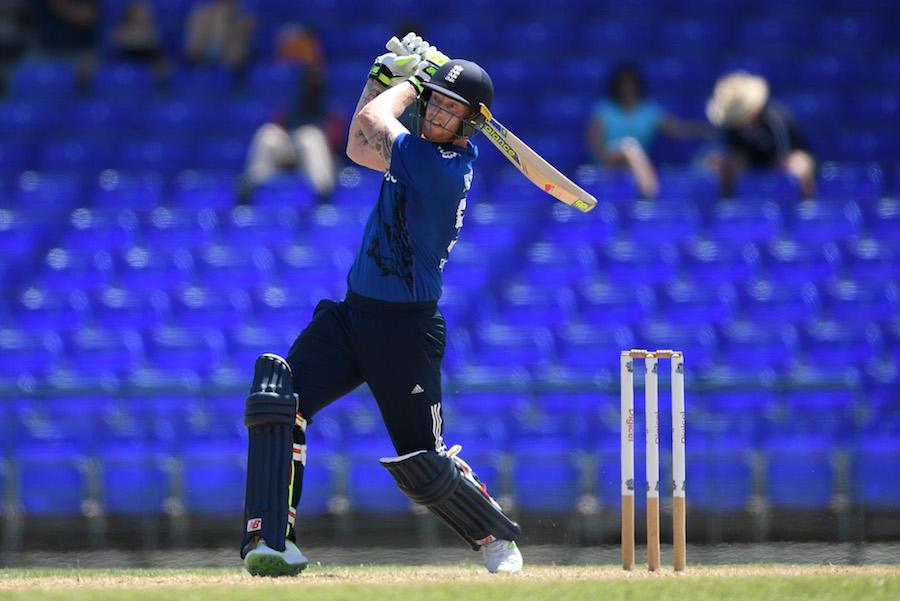 आईपीएल-2017 के मिलेनियर बेन स्टोक्स का शुरू हुआ रियलिटी टेस्ट