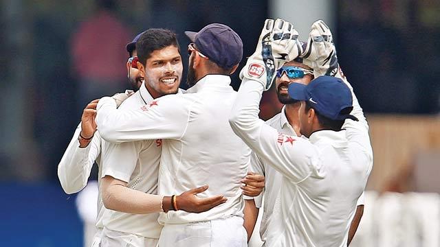 IND VS BAN: लंच रिपोर्ट: भारतीय टीम के गेंदबाजों ने आगे लड़खड़ाई बांग्लादेश की पारी 13