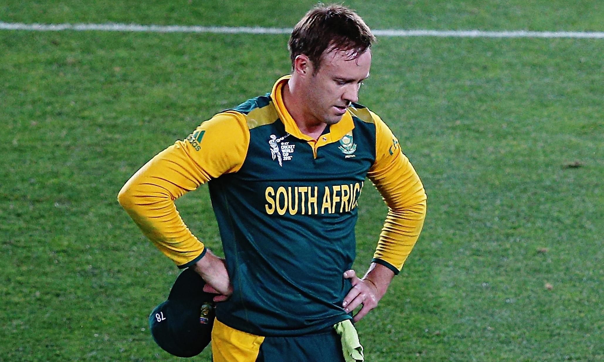एक बार फिर चोटिल हुए दक्षिण अफ्रीका के दिग्गज खिलाड़ी एबी डिविलियर्स