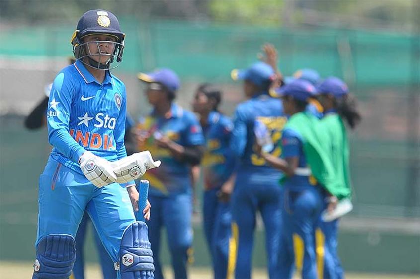 महिला क्रिकेट : भारत ने श्रीलंका को 114 रनों से हरा किया विजयी शुरुआत