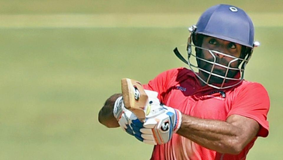 सयैद मुश्ताक अली ट्रॉफी में सेंट्रल जोन ने वेस्ट जोन को 6 विकेट से हराया, चमके अमित मिश्रा