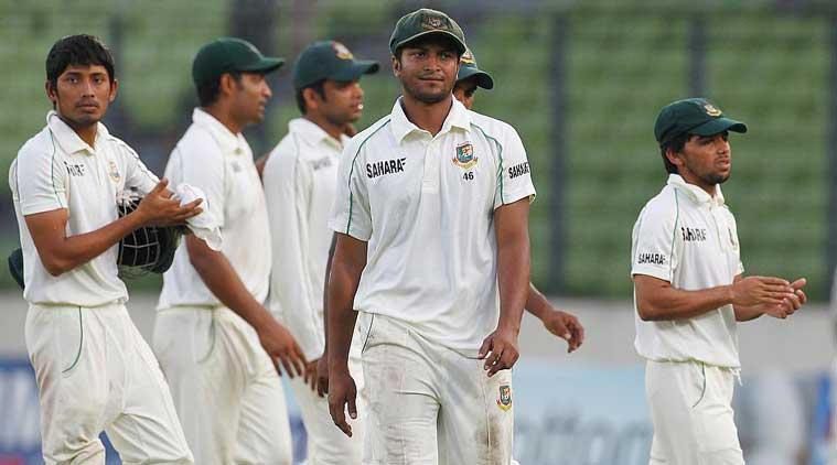 भारत के खिलाफ एकमात्र टेस्ट के लिए बांग्लादेश टीम की घोषणा 34