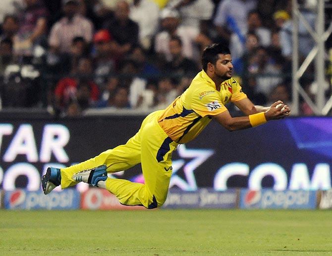 IPL 10: अब तक पिछले 9 आईपीएल में सबसे ज्यादा कैच लेने वाले 5 खिलाड़ी