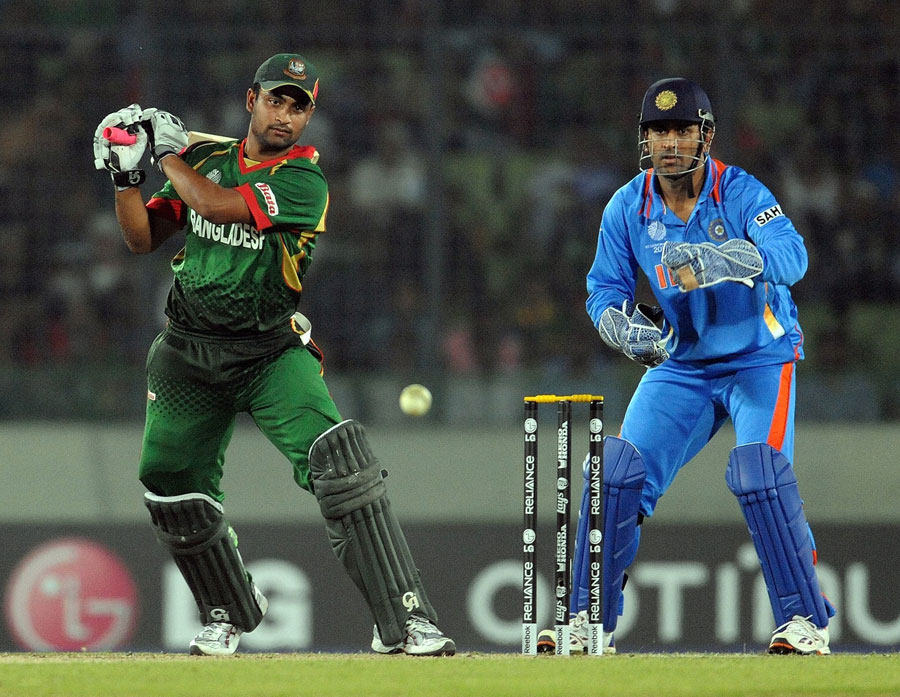 सौरव गांगुली और राहुल द्रविड़ की तरह बनना चाहता है बांग्लादेश का यह खिलाड़ी 6