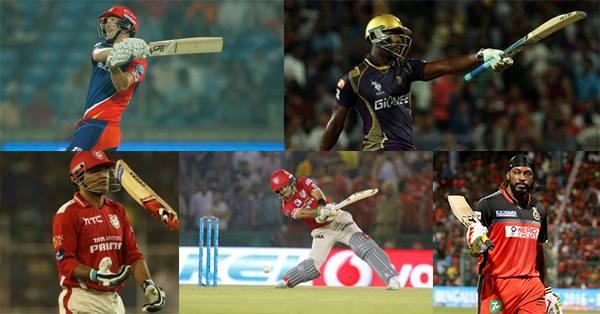 क्रिस गेल नहीं, बल्कि इस बल्लेबाज़ के नाम दर्ज हैं आईपीएल का सबसे बढ़िया स्ट्राइक रेट