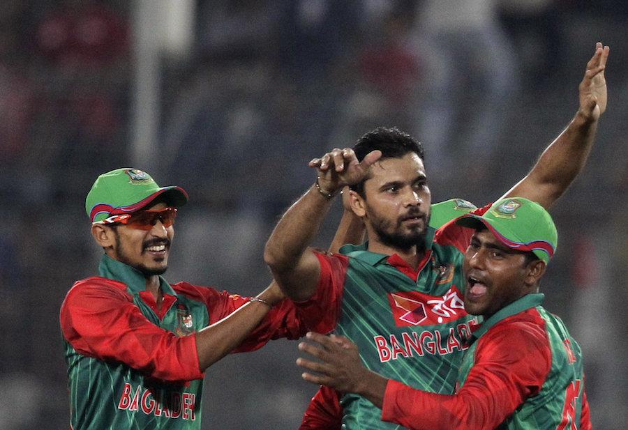 टेस्ट मैच में मिली जीत के बाद भी आखिर क्यों घबरा रहे हैं, बांग्लादेश के कप्तान मुर्तजा