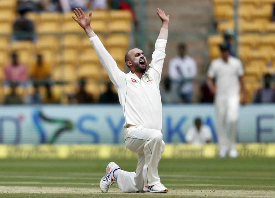 भारत बनाम ऑस्ट्रेलिया: मैच रिकार्ड्स: नाथन ल्योन की फ़िरकी ने बनाये कई बड़े बड़े रिकार्ड्स