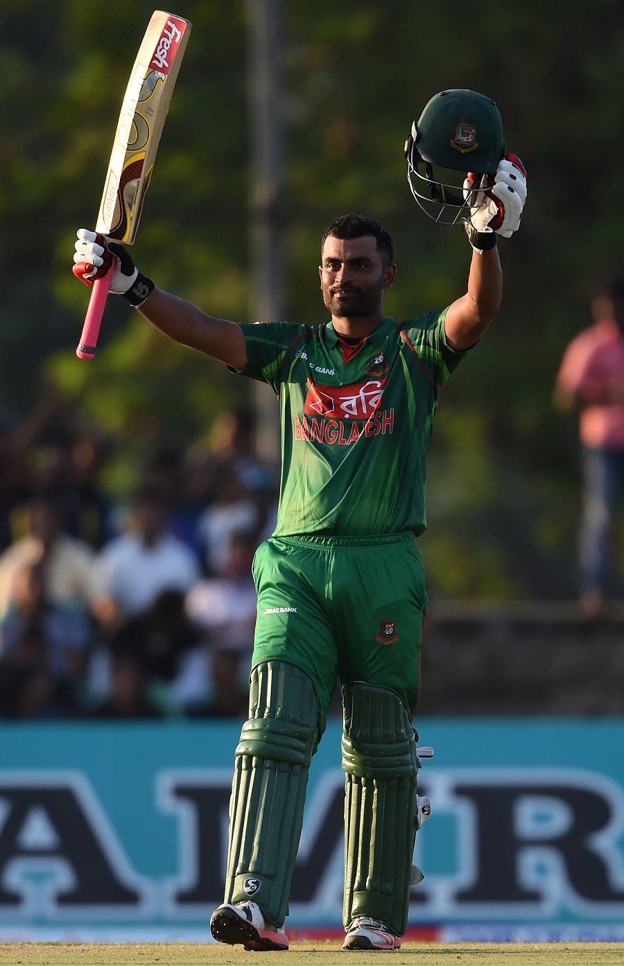 बांग्लादेश के लिए यह उपलब्धि हासिल करने वाले पहले खिलाड़ी बने तमीम इक़बाल 9