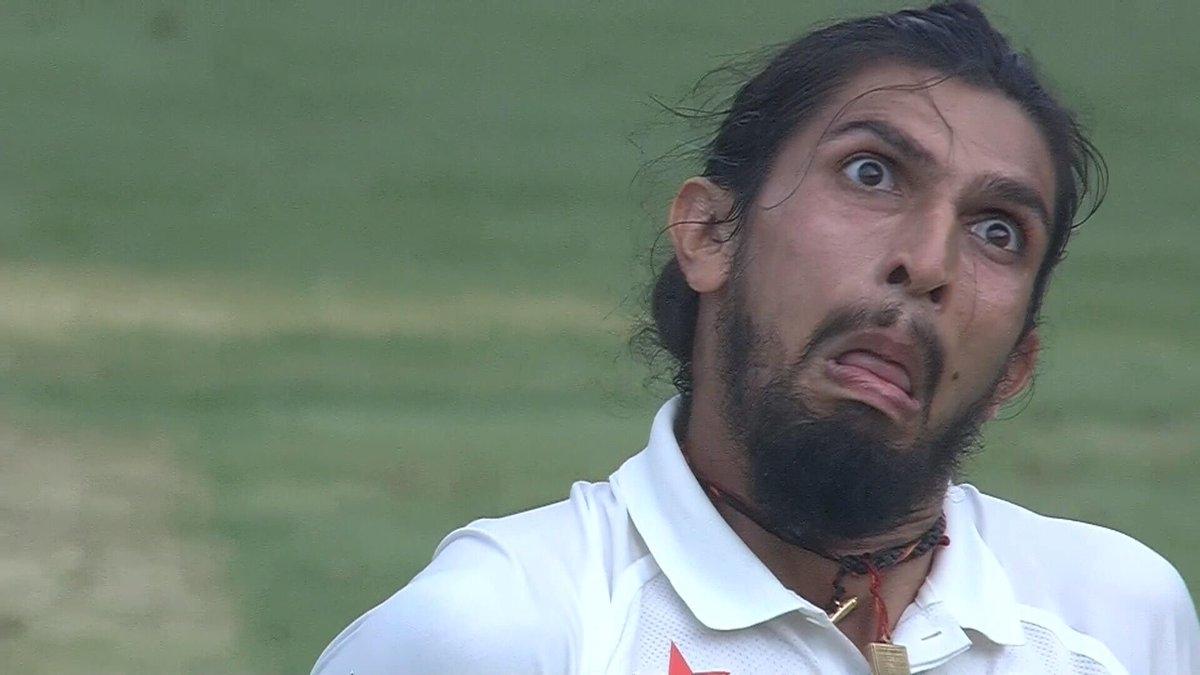 ऑस्ट्रेलिया के युवा बल्लेबाज़ पर भड़के इशांत शर्मा, विराट और विजय ने भी दिया साथ