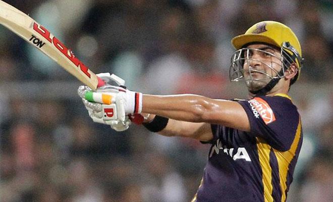 गौतम गंभीर ने तोड़ा महेंद्र सिंह धोनी का अब तक का सबसे बड़ा आईपीएल रिकॉर्ड