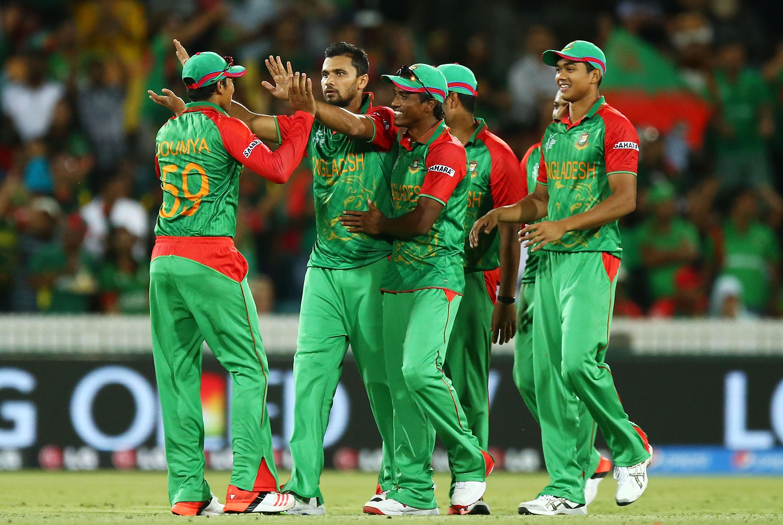 एकदिवसीय सीरीज से पहले अभ्यास मैच हारी बांग्लादेश टीम
